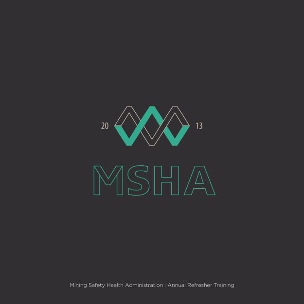 MSHA Identity